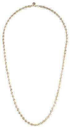 Tiffany & Co. Twisted Chain Necklace