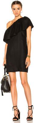 Mara Hoffman One Shoulder Mini Dress $300 thestylecure.com