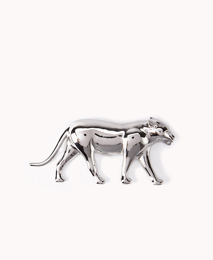 Forever 21 Panther Brooch