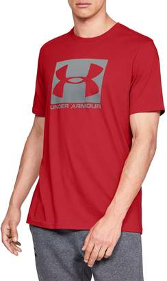 Under Armour Sportstyle Logo Graphic Tee
