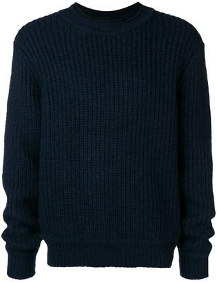 3.1 Phillip Lim loose long-sleeved sweater