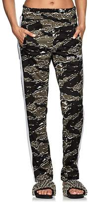 Palm Angels Women's Camouflage Tech-Jersey Track Pants