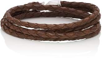 Miansai Men's Trice Double-Wrap Bracelet