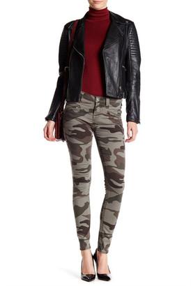 True Religion Super Skinny Camo Moto Pant $229 thestylecure.com