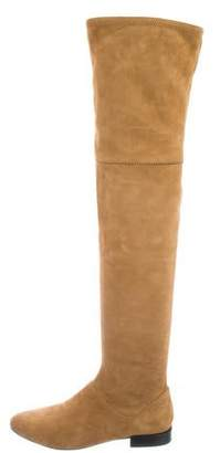 3.1 Phillip Lim Suede Over-The-Knee Boots