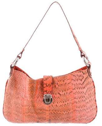 Marc Jacobs Snakeskin Shoulder Bag