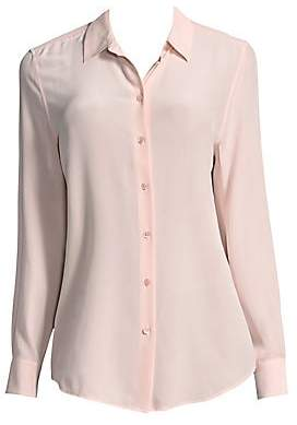 f8d75692941ec Equipment Women s Silk Button-Down Blouse