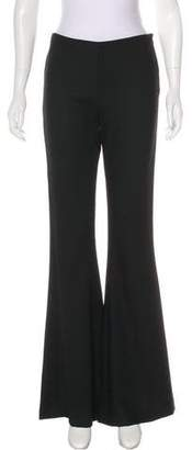 The Row Mid-Rise Flared Pants