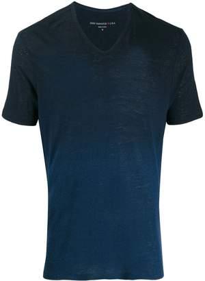John Varvatos ombre T-shirt