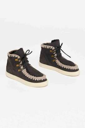 Mou Lace-Up Sneaker Boot