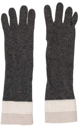 Rag & Bone Long Bicolor Gloves