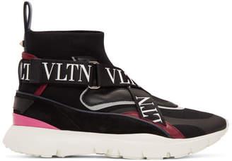 Valentino Black Garavani VLTN Heroes Sneakers