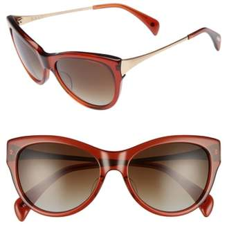 Salt Blanchett 55mm Polarized Cat Eye Sunglasses