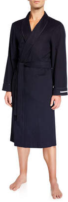 Neiman Marcus Luxury Cashmere Long Robe
