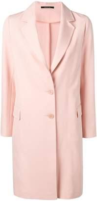 Tagliatore loose fitting blazer coat