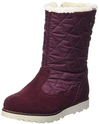 Viking Girls' Roea Slouch Boots,11UK Child