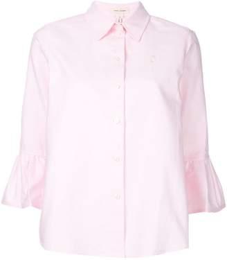 Marc Jacobs bell sleeve shirt