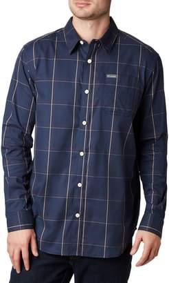Columbia Vapor Ridge Plaid Shirt