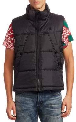 G Star Whistler Hooded Vest