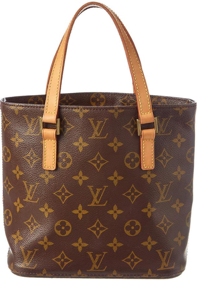 Louis Vuitton Monogram Canvas Vavin Pm