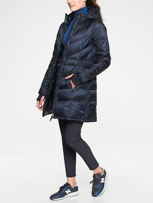 Athleta Banner Peak Down Coat