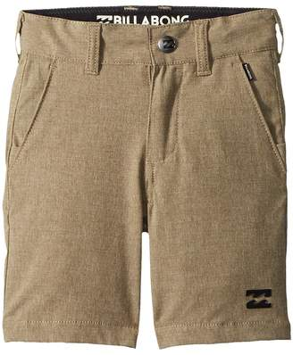 Billabong Kids Crossfire X Shorts Boy's Shorts