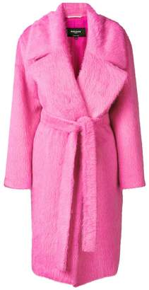 Rochas oversized belted coat