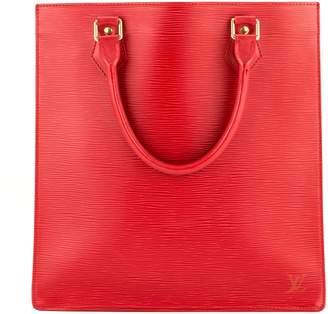 Louis Vuitton Castillian Red Epi Sac Plat PM (3950020)