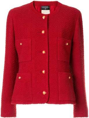 Chanel Pre-Owned 1993 tweed jacket