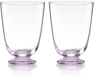 Kate Spade Charles Lane Stemless Wine Glasses, Set of 2