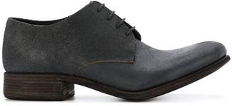 C Diem classic derby shoes