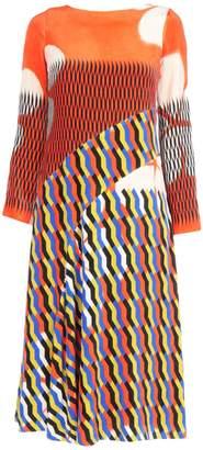 Dries Van Noten Knee-length dresses - Item 34934789PX