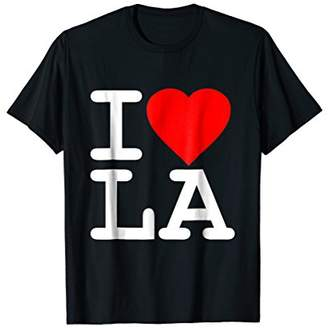 I Love LA Los Angeles T-Shirt