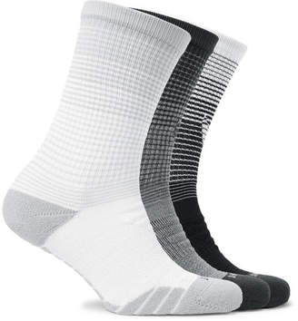 4fdc29add0813 Nike Training Three-Pack Everyday Max Cushion Dri-Fit Crew Socks