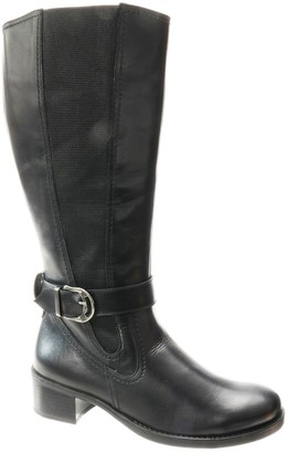 David Tate Tall Leather Boots - Amalfi 16