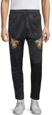 Diesel Embroidered Track Pants
