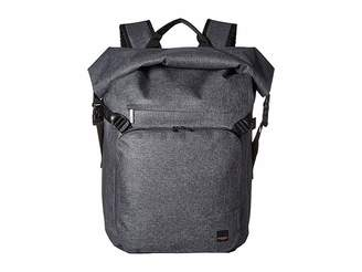 Knomo London Thames Hamilton Roll Top Backpack