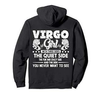 Virgo Hoodie - Virgo Girl Long Sleeve Shirt