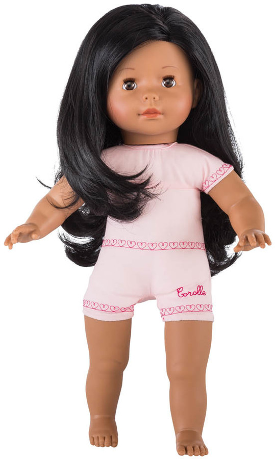Corningware COROLLE Ma Corolle - Rose Caramel Brunette Dress-Up Doll 36cm