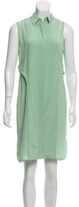 Alexander Wang Silk Button-Down Dress w/ Tags