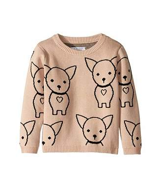 HUXBABY Chihuahua Knit Jumper (Infant/Toddler)