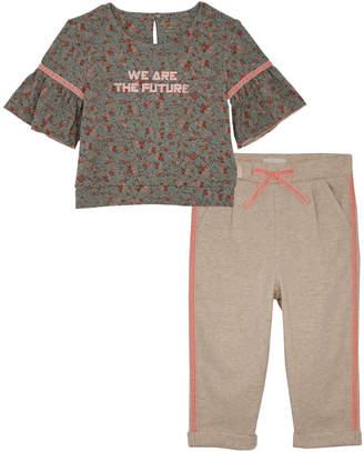 BCBGMAXAZRIA T-Shirt Set