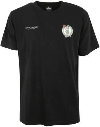 Marcelo Burlon County of Milan Boston Printed T-shirt