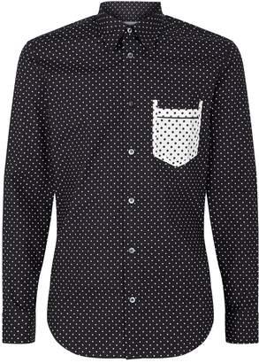 Maison Margiela Slim Polka Dot Shirt