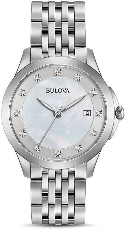 Bulova Bulova Diamonds Watch, 36mm