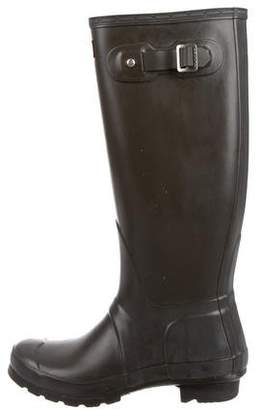 Hunter Knee-High Rain Boots w/ Tags