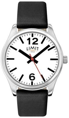 Limit Ladies Black Strap Watch 6181.02
