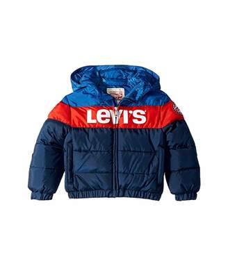 Levi's Kids Rocket Puffer Jacket (Toddler)