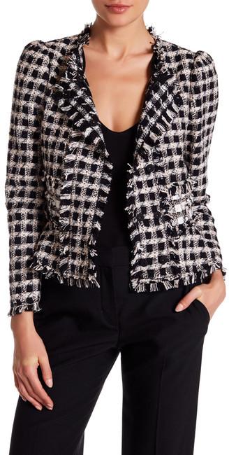 Rebecca TaylorRebecca Taylor Plaid Tweed Jacket