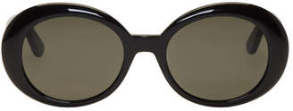 Saint Laurent Black SL 98 California Sunglasses